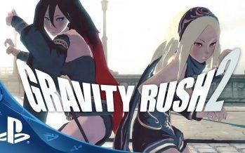 Gravity Rush 2 chega às lojas portuguesas