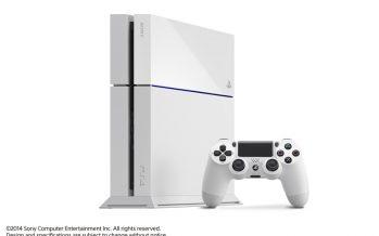 """PS4 """"Glacier White"""" chega à Europa"""
