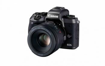 Canon lança a EOS M5