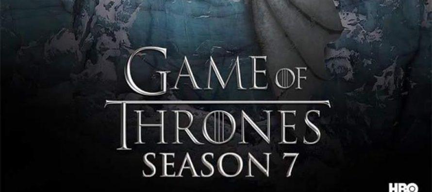 Game Of Thrones: Estreia é Hoje!