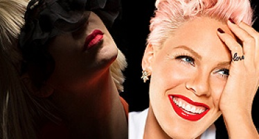 "Sia e P!nk juntas em novo single, ""Waterfall"""
