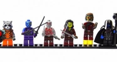 Guardiões da Galáxia Vol. 2 ganha trailer em versão em LEGO