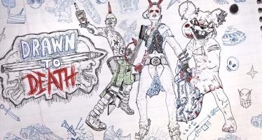 Drawn to Death está disponível gratuitamente para membros do PlayStation®Plus