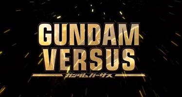 Gundam Versus ganha vídeo promocional