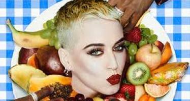 "Katy Perry lança novo single, ""Bon Appétit"""
