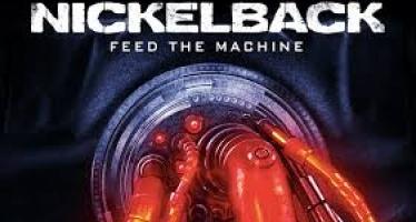 """Nickelback divulga """"Feed The Machine"""""""
