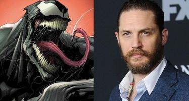 Tom Hardy irá interpretar Venom