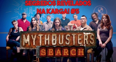 MythBusters: The Search, o novo reality show da Discovery