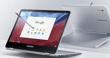 Samsung lança novo portátil