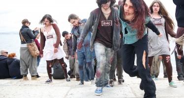 Zombies invadem comboio da Fertagus