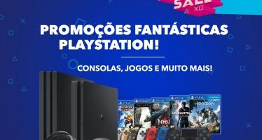 PlayStation lança campanha de descontos