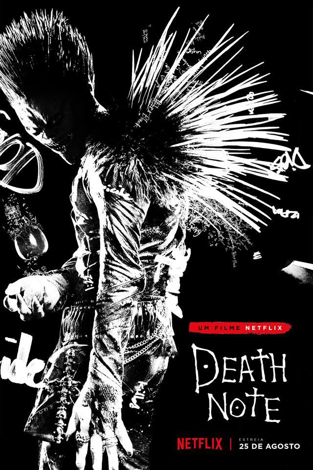Netflix produz filme baseado no conhecido mangá Death Note