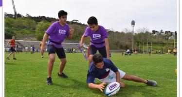Biggs forma parceria com a Federação Portuguesa de Rugby