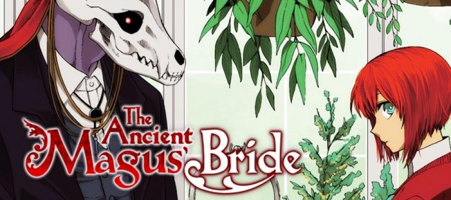 Novo video promocional de The Ancient Magus Bride