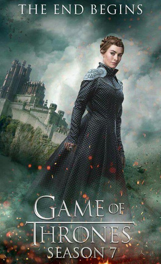 O primeiro episódio da sétima temporada de Game of Thrones estreou ontem em Portugal.