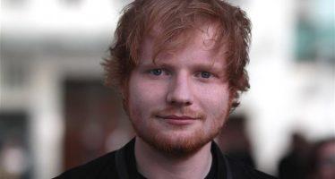 Ed Sheeran anunciou que vai participar nos Simpson