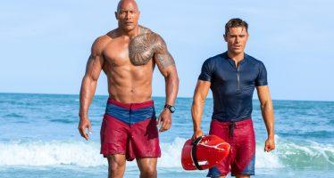 'Baywatch: marés vivas' lidera box office nacional
