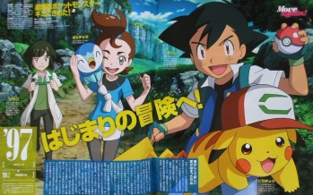 Novo filme de Pokemon celebra os 20 anos da série