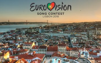 Lisboa vai mesmo receber a Eurovisão em 2018