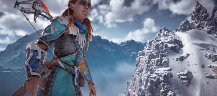 Horizon Zero Dawn ganha opção New Game+