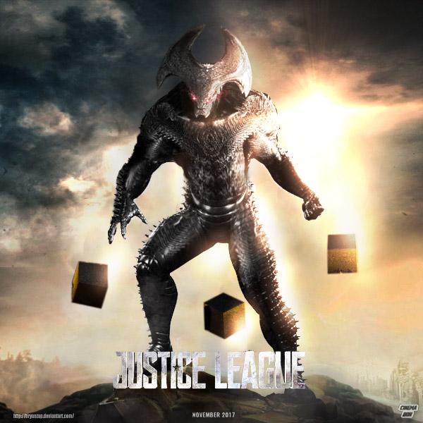 Steppenwolf, o vilão de Liga da Justiça