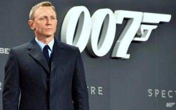James Bond volta a ser interpretado por Daniel Craig