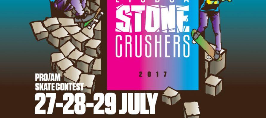 Lisboa Stone Crushers traz alguns dos skaters mais famosos