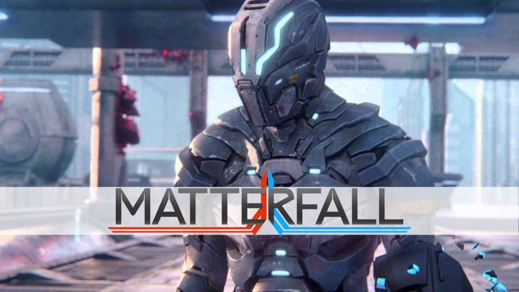 Matterfall é o novo shooter da empresa filandesa Housemarque.