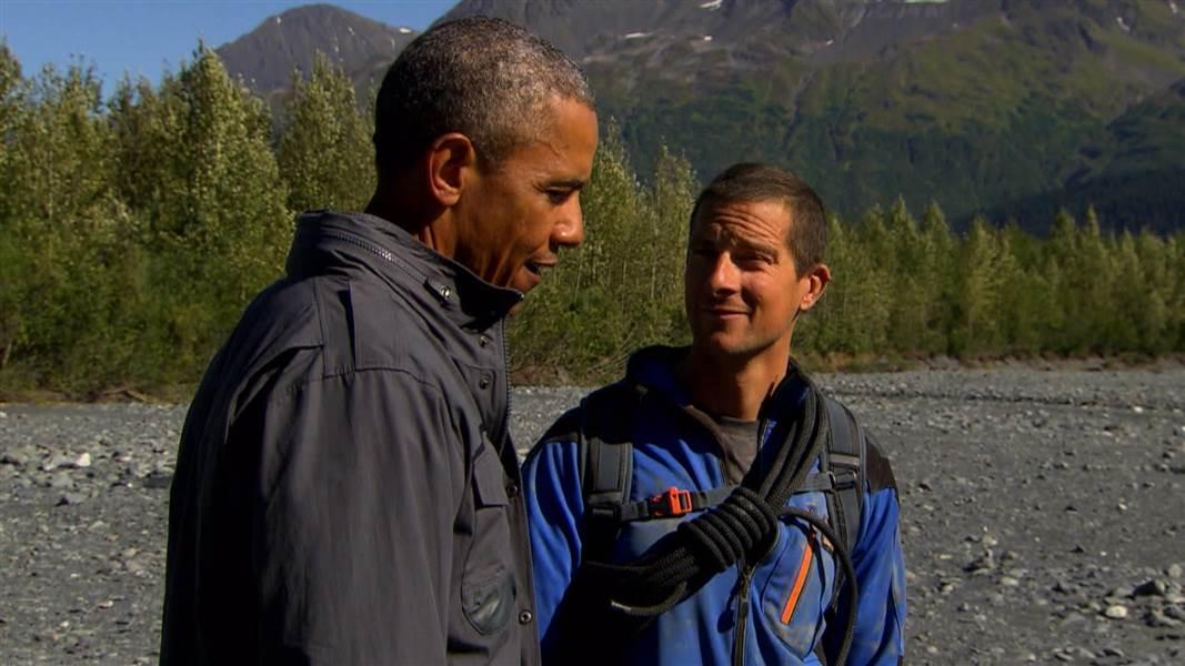Obama Famosos em Perigo