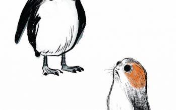 Imagem divulgada de «Star Wars: Os Últimos Jedi» apresenta novas criaturas