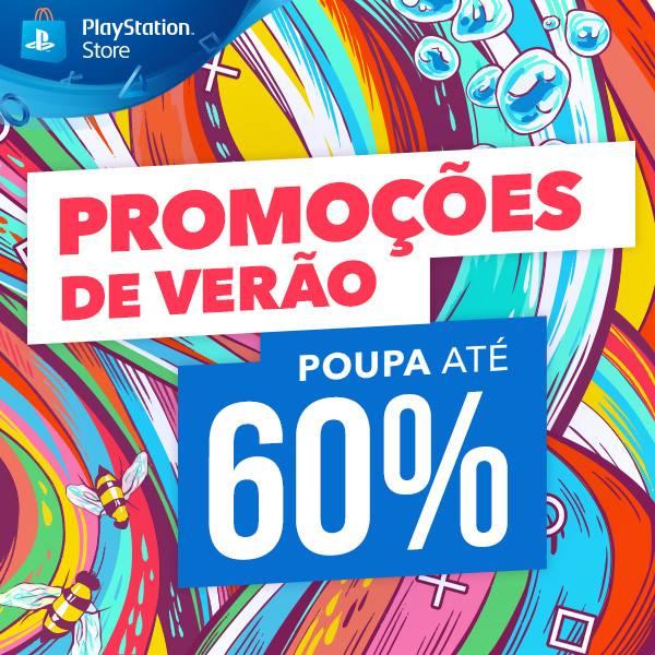 Promocoes de Verao PlayStation