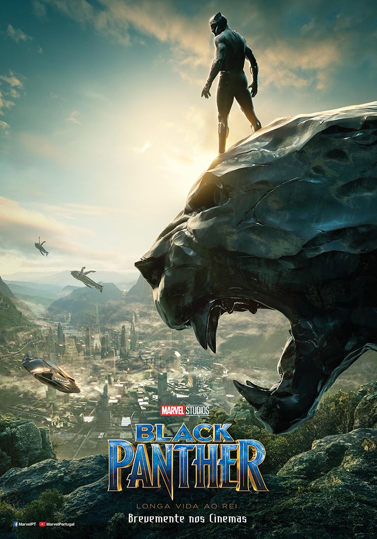 Teaser Poster_Black Panther