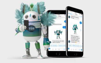 ChatBOT M2SW: o robô que te vai orientar no MEO Sudoeste