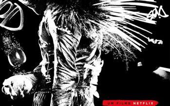 Netflix divulga nova imagem do filme Death Note