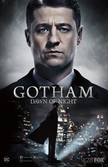 A Fox anunciou que a quarta temporada de Gotham irá estrear a 21 de setembro.