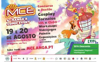 6º Manga and Comic Event realiza-se em Faro