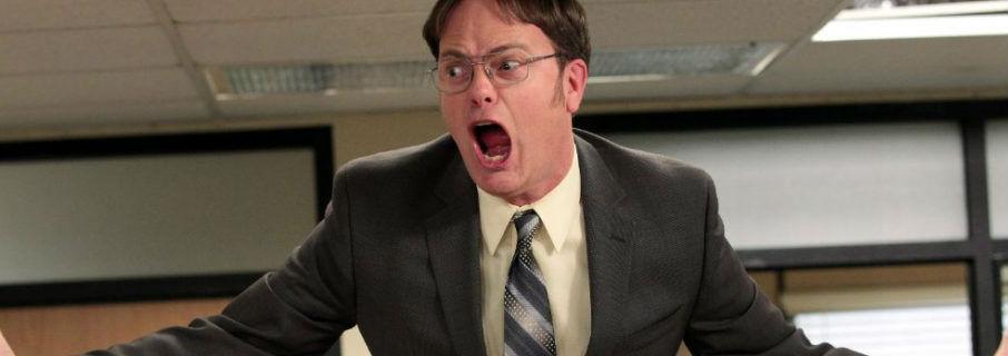O ator Rainn Wilson de The Office protagoniza uma das séries anunciadas pela AMC