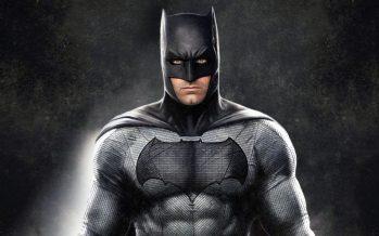 Ben Affleck continuará a ser Batman