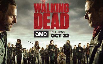 The Walking Dead volta em Outubro