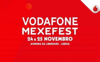 Vodafone Mexefest 2017: mais duas novas confirmações