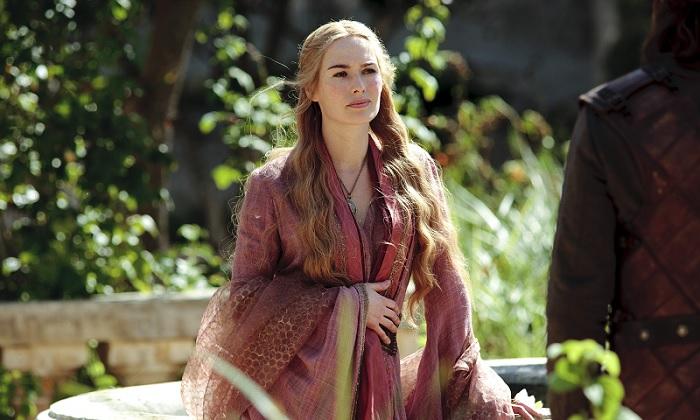 Cena Cersei e Ned