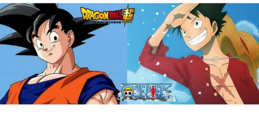 Crossover de One Piece e Dragon Ball Super já tem data de estreia