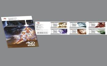 CTT assinalam os 40 anos de Star Wars com selos especiais