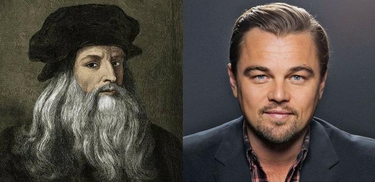 DiCaprio será da Vinci