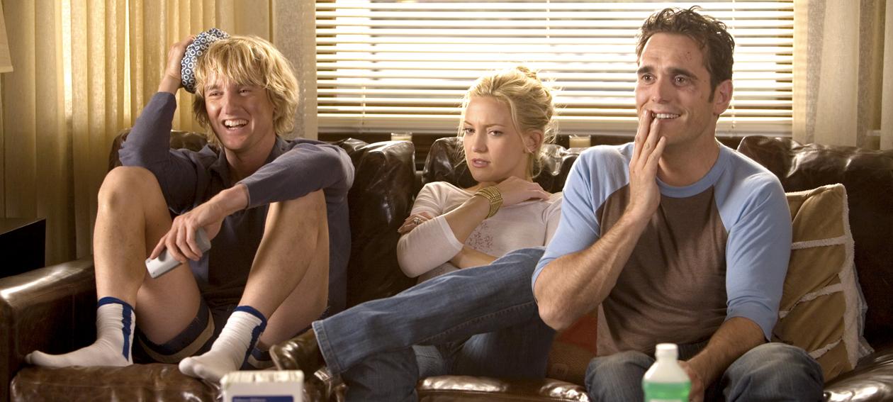 Eu, Tu e o Emplastro - Impossível não rir com Owen Wilson em mais um brilhante papel de comédia. No Hollywood, às 11h50.
