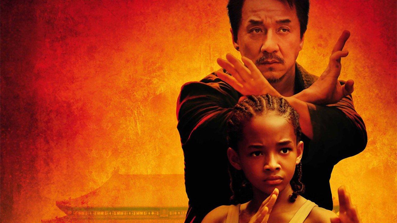 Karate Kid (2010) - Jackie Chan, o mestre, e Jaden Smith, o aprendiz, entram em ação às 18h20, no AXN Black.