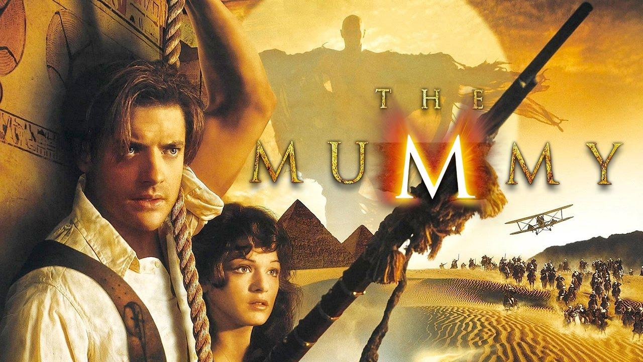 """Múmia (1999) - A """"Múmia"""" de Brendan Fraser já passou umas quantas vezes na televisão Mas nunca passa de moda. Às 13h55, no CineMundo e logo a seguir passa """"O Regresso da Múmia"""" (2001)."""