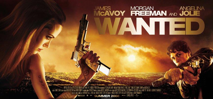 Wanted / O Procurado - Ação pura e dura, com o mais recente membro de uma irmandade de assassinos mais que profissionais. Também na FOX, à 1h.