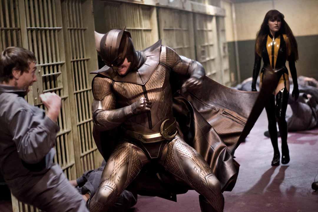 Watchmen / Os Guardiões - Muita ação com os super-heróis inspirados na BD de Alan Moore (DC Comics). Passa no AXN às 23h. Na terça, repete às 6h10 e às 13h.