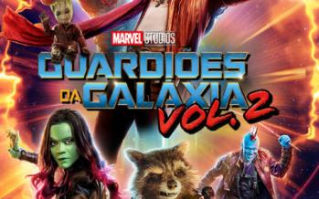 """""""Guardiões da Galáxia Vol.2"""" já está disponível no videoclube da NOS"""